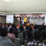 Seminar Revolusi Industri di STIKOM Bali