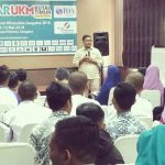 Seminar The Power Of Digital Marketing di Pesta Wirausaha TDA Sangatta - Kalimantan Timur
