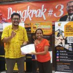 Piagam workshop digital marketing DONGKRAK